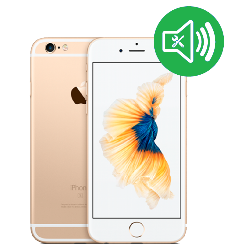iPhone 6S Plus Högtalare – Byte - GGC Mobile 9c256ccc6aa9e