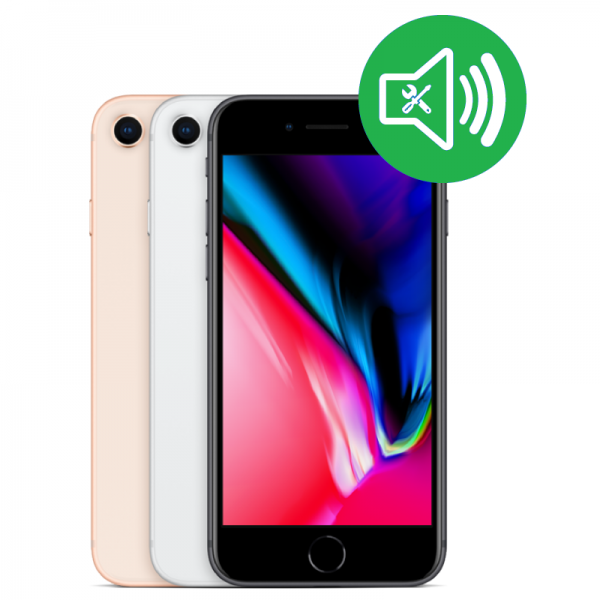 iPhone 8G Högtalare – Byte - GGC Mobile 963a586d1be63